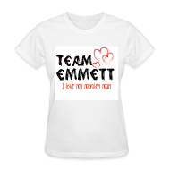 T-Shirts ~ Women's T-Shirt ~ Team Emmett Monkey Man Tee
