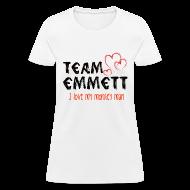 Women's T-Shirts ~ Women's T-Shirt ~ Team Emmett Monkey Man Tee