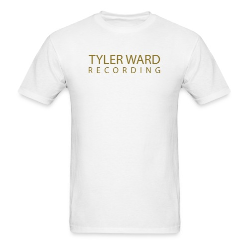 Tyler Ward Recording - Men's T-Shirt