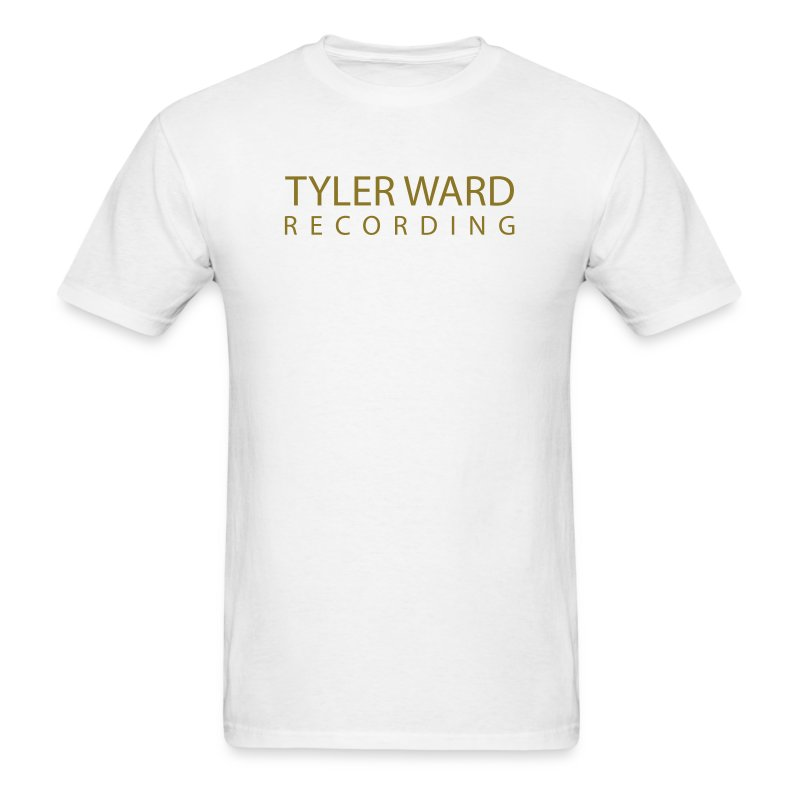 Tyler Ward Recording - Men's T-Shirt