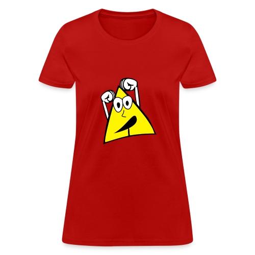 (Ladies Favorite) Tee Seen In You Tube Video - Women's T-Shirt