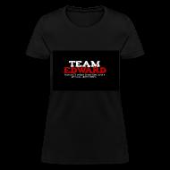 T-Shirts ~ Women's T-Shirt ~ Team Edward (Freeze than space heater) Tee