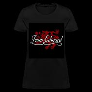 T-Shirts ~ Women's T-Shirt ~ Team Edward Cullen Crest Tee
