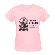 Women's T-Shirts ~ Women's T-Shirt ~ Team Cullen Est. 1640 tee