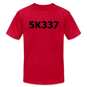 5K337 - AMERICAN APPAREL - Men's T-Shirt by American Apparel