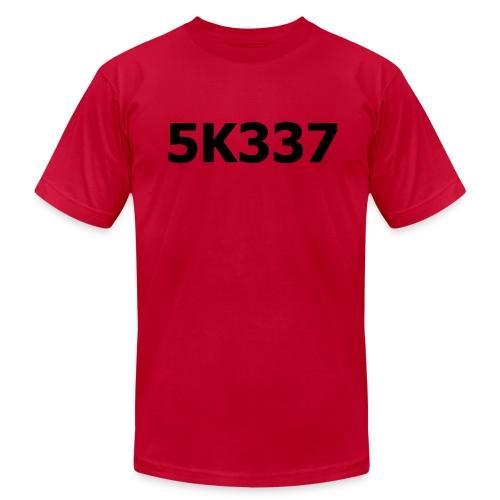 5K337 - AMERICAN APPAREL - Men's  Jersey T-Shirt