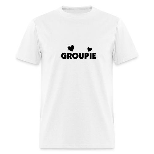 GROUPIE Flex Print Tee - Men's T-Shirt