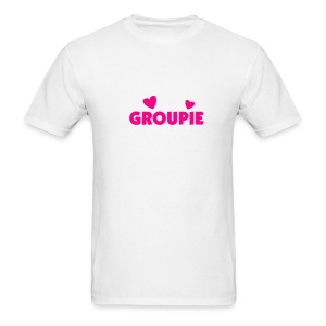 GROUPIE Flex Print Tee - Men's T-Shirt