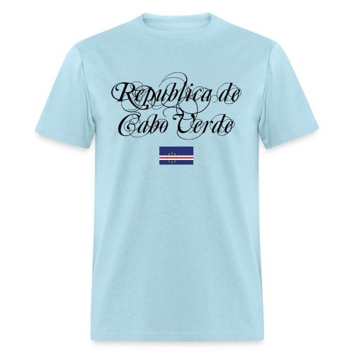 Republica de Cabo Verde - Men's T-Shirt
