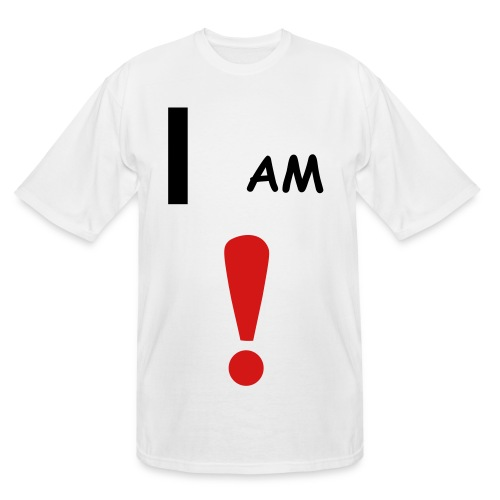 i am - T-shirt grande taille homme