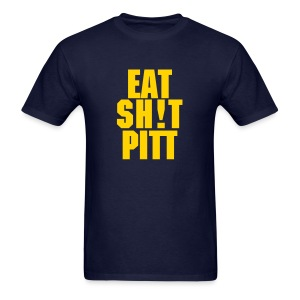 Eat Sh!t Pitt Tshirt - Men's T-Shirt