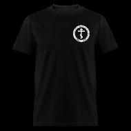 T-Shirts ~ Men's T-Shirt ~ Men's Black Tee
