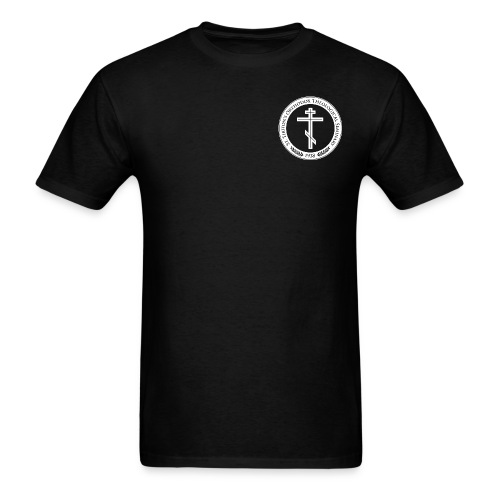 Men's Black Tee - Men's T-Shirt