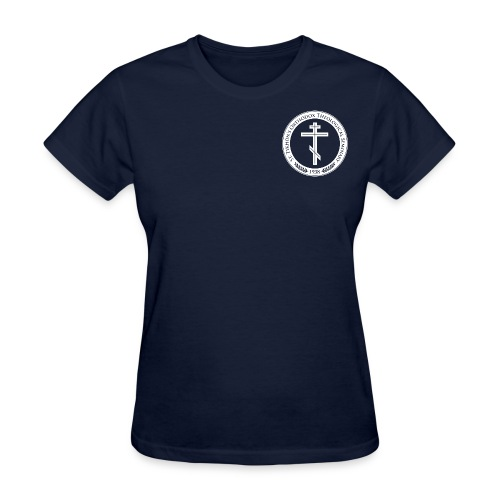 Women's Navy Tee - Women's T-Shirt