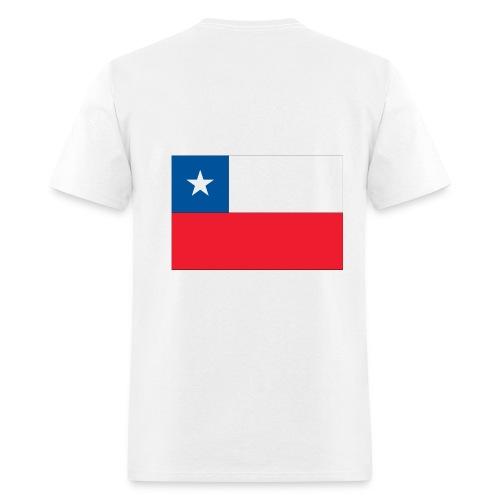 chile shirt - Men's T-Shirt