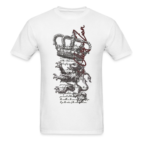 Glory of Zion - Men's T-Shirt