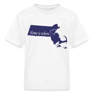 Home is where... Children's T-Shirt - Kids' T-Shirt