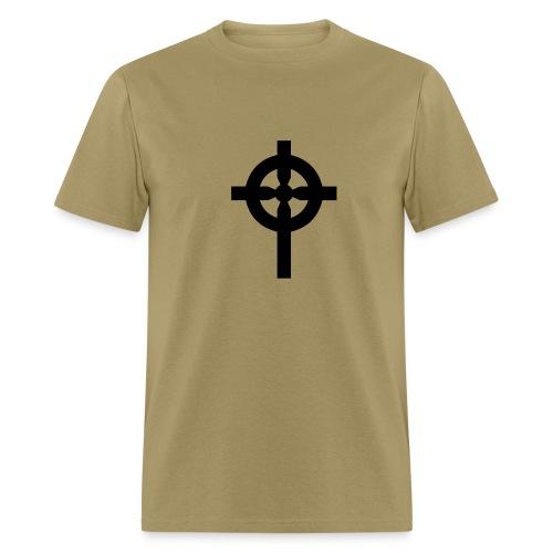 Celtic Cross Tee - Men's T-Shirt