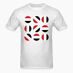 Light oxford Libya Yemen Irak Syria T-Shirts