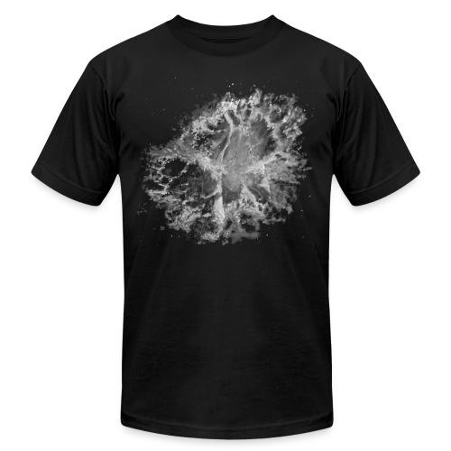 dino toaster dark - Men's Fine Jersey T-Shirt