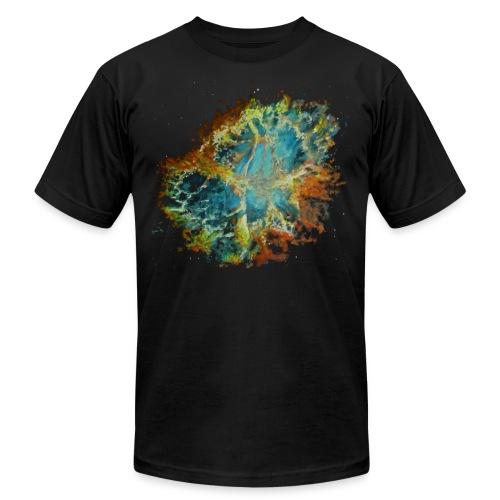 nebula aa shirt - Men's Fine Jersey T-Shirt