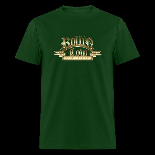Rollin Low® Palque - Men's T-Shirt