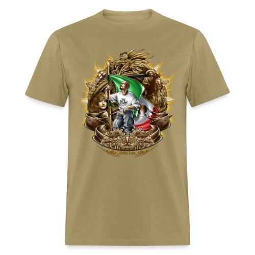 Cholo Collage - Men's T-Shirt