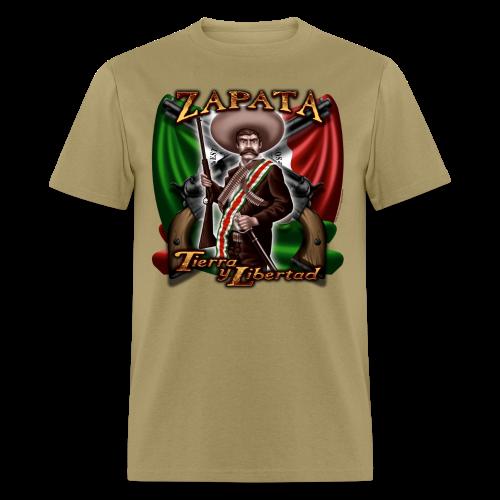 Zapata Flag - Men's T-Shirt