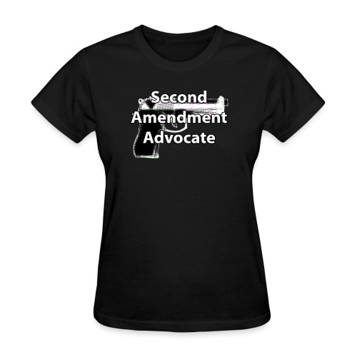 Second Amendment Advocate (Womens) - Women's T-Shirt