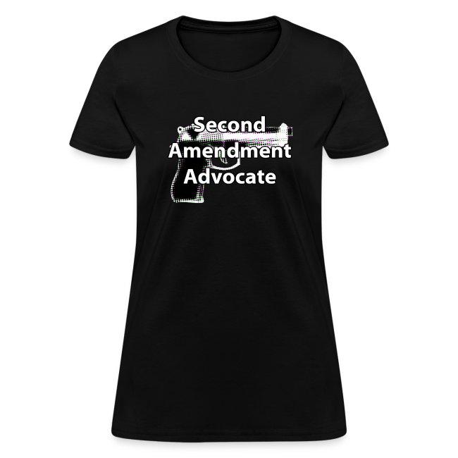 Second Amendment Advocate (Womens)