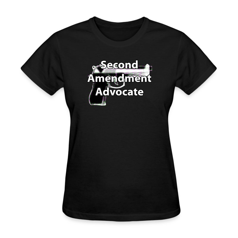 Second Amendment Advocate (Womens) - Women's T-Shirt