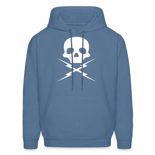 Death Proof Stuntman Mike Skull logo - Men's Hoodie
