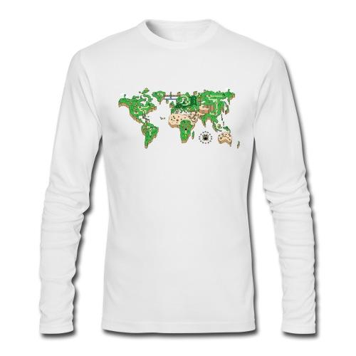 Plumber's Empire - Men's Long Sleeve T-Shirt by Next Level