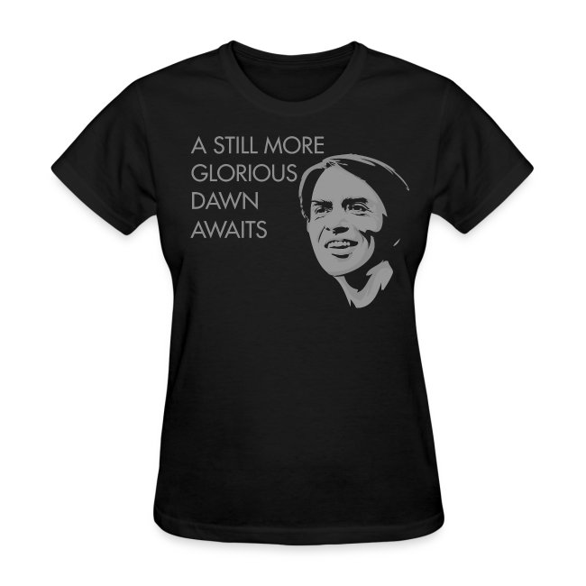 Carl Sagan - A Glorious Dawn