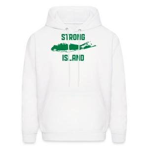 Strong Island - Men's Hoodie