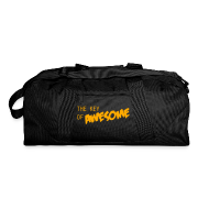 Sportswear ~ Duffel Bag ~ Key of Awesome Duffle Bag