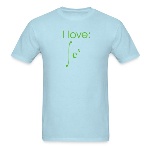 Exponential Integration - Men's T-Shirt