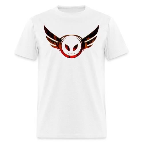 Betamorph Recordings Alien Logo T | sunset plams - Men's T-Shirt