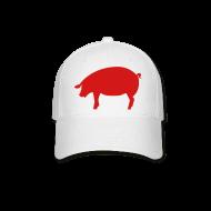 Caps ~ Baseball Cap ~ Pig Baseball Hat