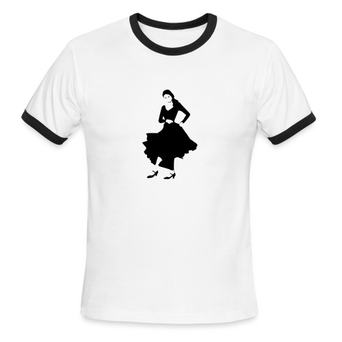 Flamenco - Men's Ringer T-Shirt