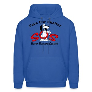 Save Our Shelter! Men's Hoodie - Men's Hoodie