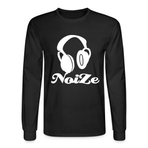 NoiZe HeadPhones longsleeve - Men's Long Sleeve T-Shirt