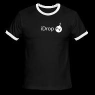 T-Shirts ~ Men's Ringer T-Shirt ~ iDrop Hbombs