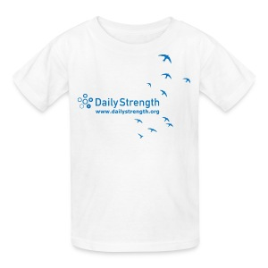Kids Summer Affirmation 2010 Tee (white) - Kids' T-Shirt