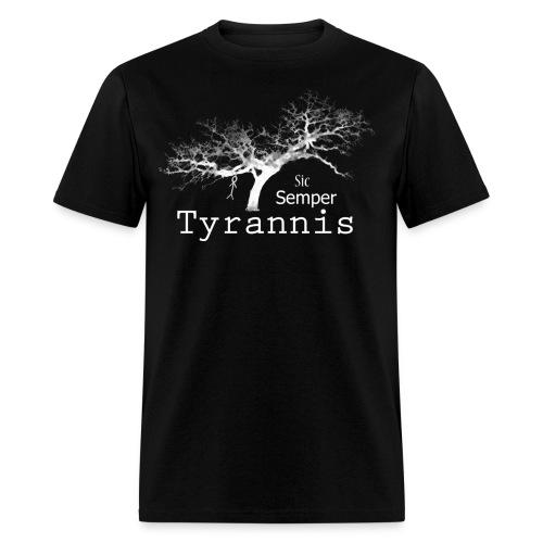 Sic Semper Tyrannis - Men's T-Shirt