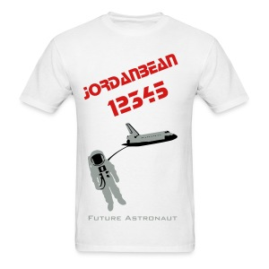 JordanBean12345 Space - Men's T-Shirt