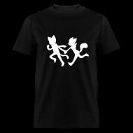T-Shirts ~ Men's T-Shirt ~ Men's Mike & Lucy T-Shirt