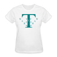 T-Shirts ~ Women's T-Shirt ~ Tyler Ward Desgin Women