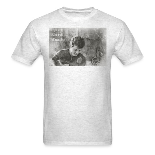 Tyler Ward Music Photo Men - Men's T-Shirt