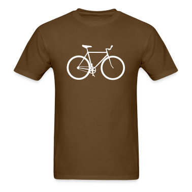 Brown bicycle T-Shirts